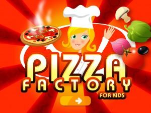 Pizza Factory for Kids Alexandre Minard AR Entertainment iPad iPhone application tablette Enfant La Souris Grise 1