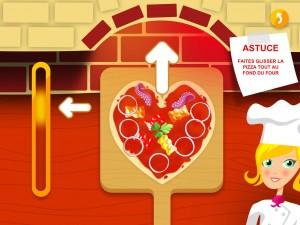 Pizza Factory for Kids Alexandre Minard AR Entertainment iPad iPhone application tablette Enfant La Souris Grise 2