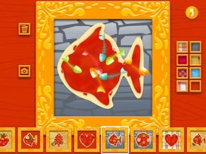 Pizza Factory for Kids Alexandre Minard AR Entertainment iPad iPhone application tablette Enfant La Souris Grise 3