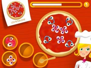 Pizza Factory for Kids Alexandre Minard AR Entertainment iPad iPhone application tablette Enfant La Souris Grise 7