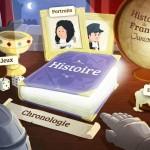 Quelle Histoire Histoire de France Application iPad La Souris Grise tablette enfant Gulli 1