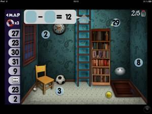 Mystery Math Town Artgig La Souris Grise Application iPhone iPad Enfant 4