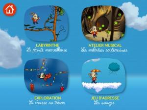 Les mondes de Polo Bayard Bayam Apple Android application tablette Enfant La Souris Grise 4