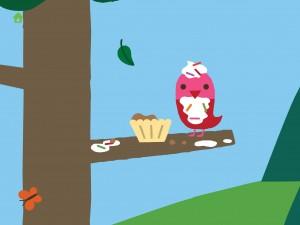 Sago Mini Forest Flyer application iPad iPhone enfant La Souris Grise 2