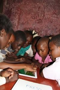 Jacaranda School Malawi La Souris Grise 4
