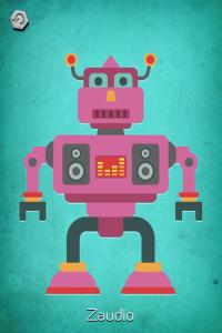 L'atelier des robots Android Wombi La Souris Grise