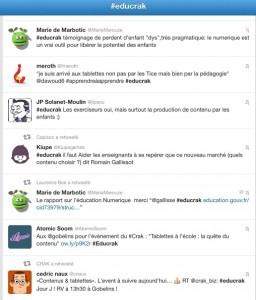 Twitter #educrak
