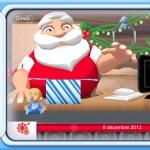 La maison du père Noël Chocolapps Apple Android Amazon 2 LSG