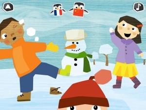 Lingu Pinguin Apple iPad iPhone La Souris Grise 2