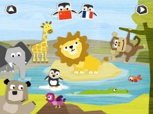 Lingu Pinguin Apple iPad iPhone La Souris Grise 3