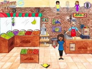 My playHome Stores La Souris Grise 3