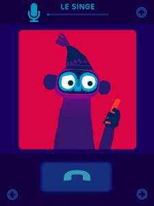 Le singe au chapeau 2