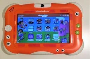 Tablette Nickelodeon 1