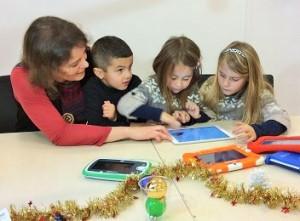 Test des tablettes Enfant 1