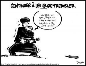 James van Ottoprod #JeSuisCharlie