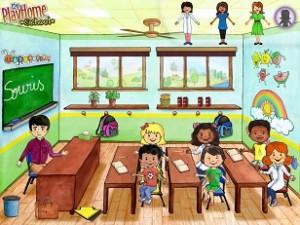 My PlayHome School 2