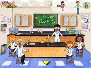 My PlayHome School 5