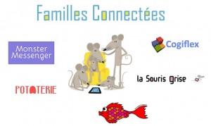Logos Multiples Familles Connectées  PF